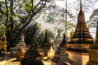 Hindu Shrines in Angkor wat