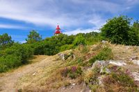 Phare de Morgat Leuchtturm in der Bretagne - Phare de Morgat lighthouse in Brittany, France