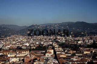 Florenz, Aussicht vom Duomo