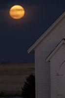 Full Super Moon