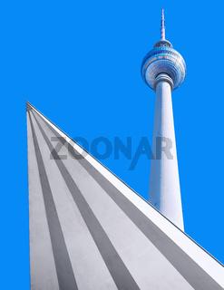 fernsehturm, berlin