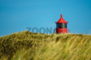Leuchtturm in Norddorf auf der Insel Amrum