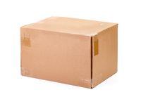 Unopened Cardboard Box