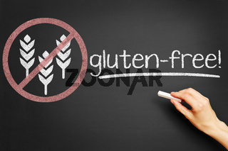 Symbol for gluten-free food