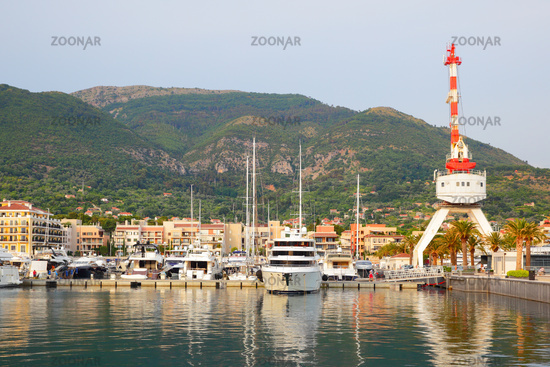 Port of Tivat