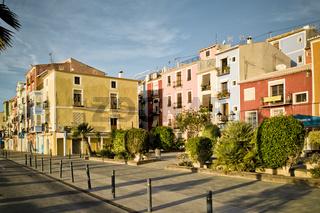 bunte Altstadt