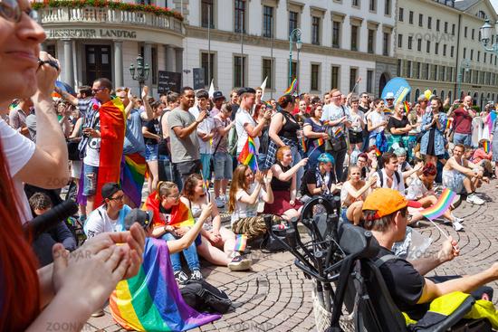 CSD Wiesbaden 3. Juni 2017
