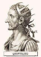 Quintillus, Roman Emperor in 270