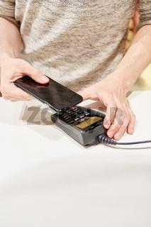 Mobile Payment mit dem Smartphone
