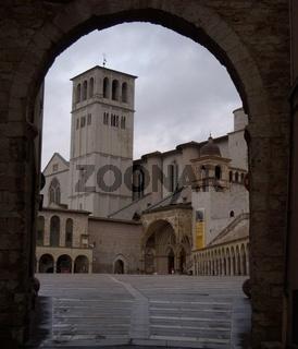 San Francesco in Assisi