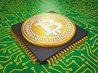 processor and bitcoin
