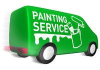 Lieferwagen painting service