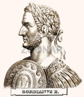Gordian II, c. 192-238, Roman Emperor