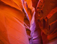Phenomenal hues slot canyon Antelope