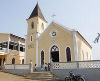 Kirche, Santana, Sao Tome und Principe