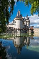 Chateau de Sully-sur-Loire, France