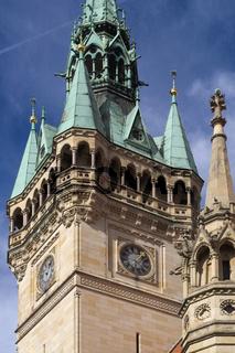 Braunschweig - Rathausturm