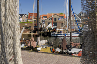 Old Harbour of Urk