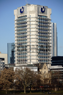 Union Investment- Hochhaus Frankfurt