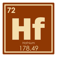 Hafnium chemical element