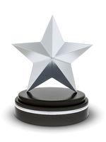 silver star trophy