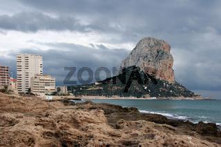 Calpe. Spain