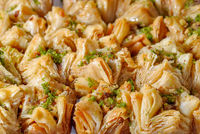 Baklava - traditional east dessert