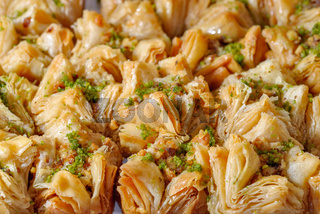 Baklava - traditional east dessert