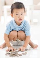 Child saving concept