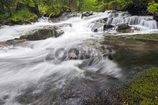 Fließendes Wasser