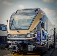 Leo-Express plant Expansion nach Deutschland und Polen