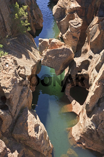 Canyon, Bourke´s Luck Potholes, Panorama Route, Suedafrika, Afrika, south africa, africa