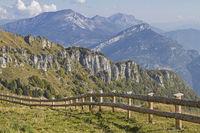 Ausblick vom Monte Campo