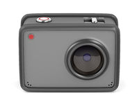 Rugged action camera