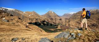 Beinn Maol Chaluim. Scotland