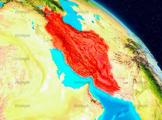 Iran on Earth