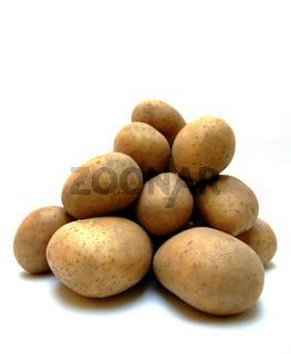 Kartoffelhaufen / potatoes