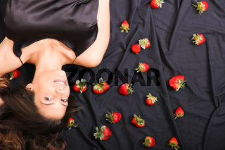 Strawberry Bed