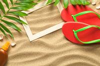 Summer, Holiday, Beach Background