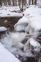 Winter im lsetal -Harz Sachsen-Anhalt-