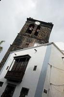 Kirche in Santa Cruz de La Palma