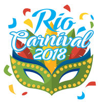 mask carnival rio de janeiro party