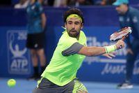 Tennis player Marcos Baghdatis