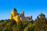 Pena Palace in Sintra - Portugal