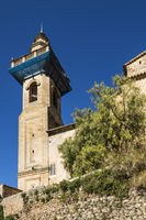Kirche in Valdemossa, Mallorca,Balearen,Spanien,Europa