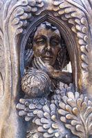 Legend of Eof Modern Sculpture Evesham UK