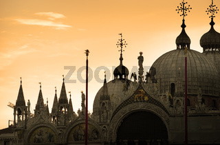 Domes of Palazzo Ducale