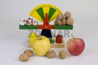 Symbolbild für Gesunde Ernährung