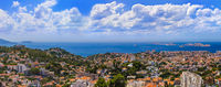 Marseille panorama - France