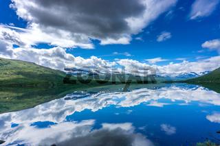 Landschaft in Jotunheimen-24